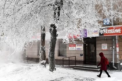 Россиян предупредили о резком похолодании