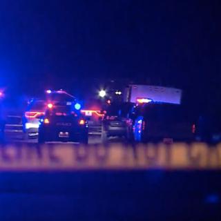Полиция на месте происшествия в Грантсвилле, штат Юта