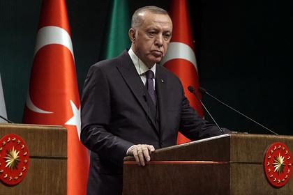 Эрдоган призвал Европу избежать исторической ошибки в Ливии