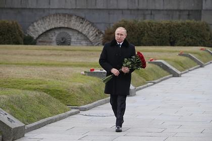 Путин заявил о способе «заткнуть поганый рот» искажающим правду о Победе