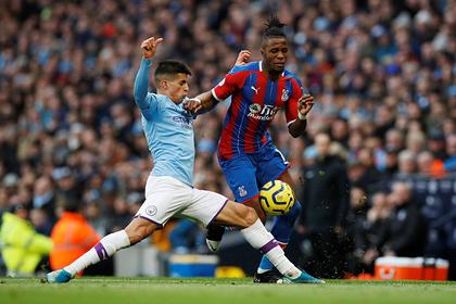 «Манчестер Сити» потерял очки в домашней игре с середняком АПЛ