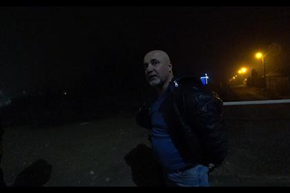 На Украине бывшего начальника ГАИ поймали пьяным за рулем
