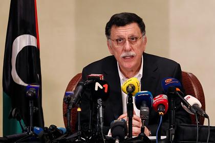 Сарадж призвал оказать давление на сторонников Хафтара