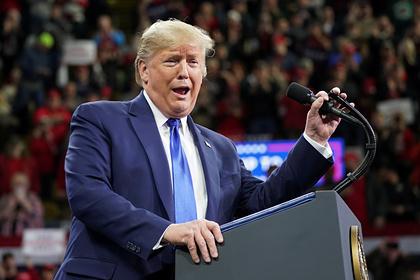 Трамп отказался признать обвинения по делу об импичменте