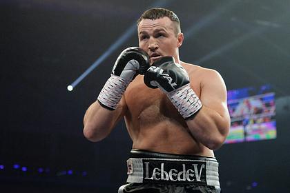 Боксер Лебедев прокомментировал драку охранника с подростком в московском ТЦ
