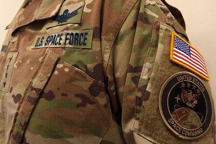 Пользователи сети высмеяли новую форму космических войск США