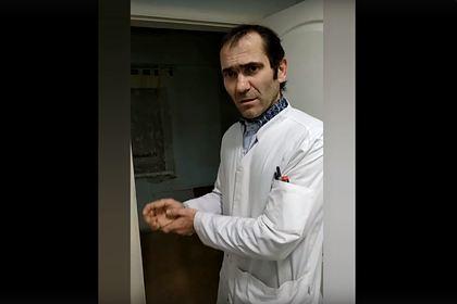 Пьяный российский врач покрутил перед пациенткой задом и был уволен