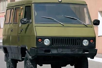 Раскрыты подробности проекта автомобиля-вагона для Минобороны
