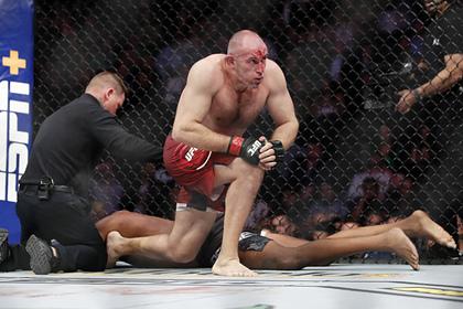 Бывший чемпион UFC захотел боя с Олейником