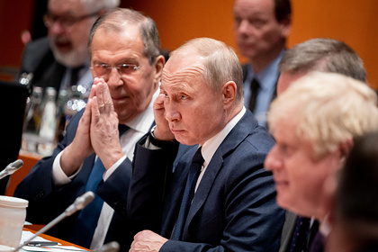 Джонсон отказал Путину в нормализации отношений из-за Скрипалей