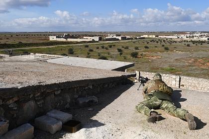 Американские военные не пустили российских к месторождению нефти в Сирии
