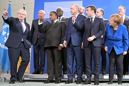 Участники конференции по Ливии договорились
