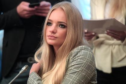 Дочь Пескова высказалась о «конкретном беспределе» в России