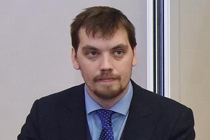Премьер Украины пожаловался на «негодяев и подонков» в органах власти