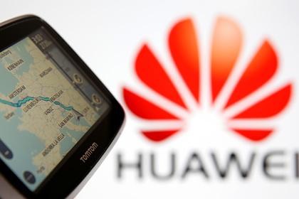 Huawei нашла замену картам Google