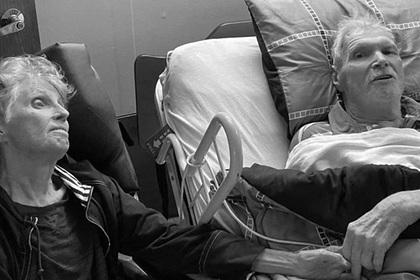 Прожившие 65 лет вместе супруги умерли в один день