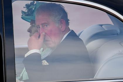 Принца Чарльза огорчил отказ принца Гарри от королевских привилегий