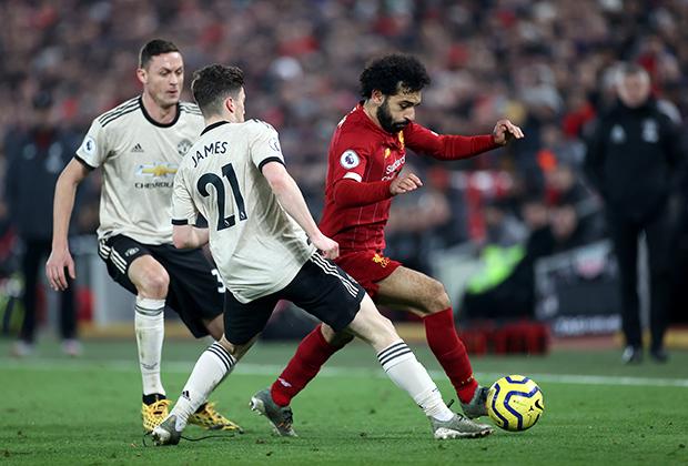Матч «Ливерпуль» — «Манчестер Юнайтед»