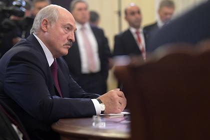 Лукашенко сменил военное руководство Белоруссии