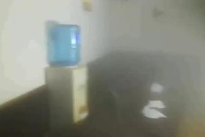 Следственный комитет показал залитый кипятком хостел после гибели людей