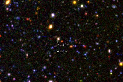 Обнаружен изменяющий представления о Вселенной объект
