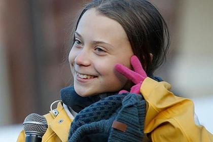 Грета Тунберг без предупреждения приехала в Польшу