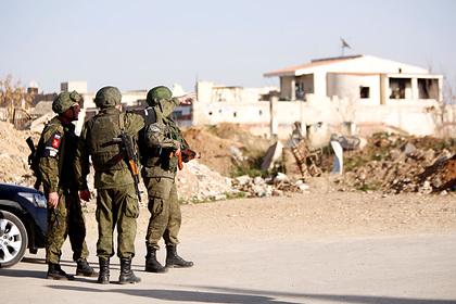 Появились сообщения о гибели четырех российских офицеров в Сирии