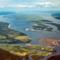 Река Лена в среднем течении