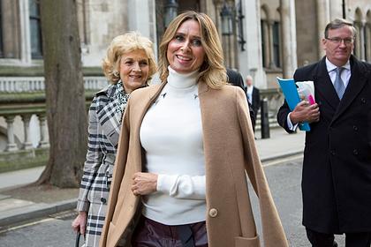 Бывшая жена Ахмедова решила судиться с сыном из-за невыплаченных отступных