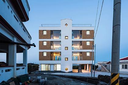 В Южной Корее построили дом из игры Minecraft
