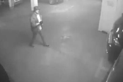 Появилось видео с места отравления болгарского предпринимателя «шпионом ГРУ»