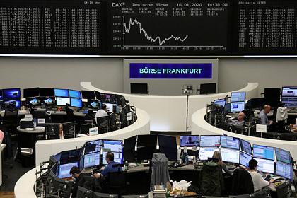 Главная экономика Европы затормозилась