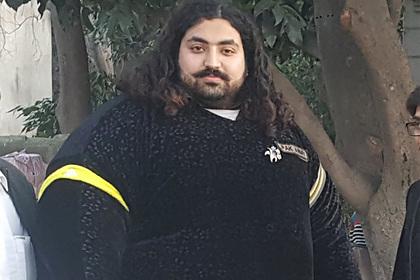 440-килограммовый силач пожелал найти 100-килограммовую жену