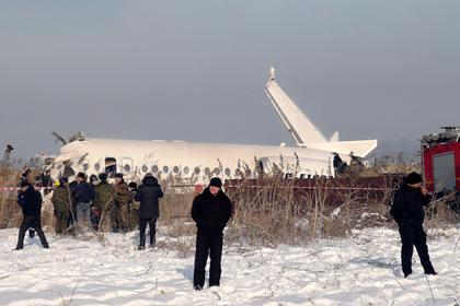 Владельцу упавшего в Казахстане самолета не хватало средств на запчасти