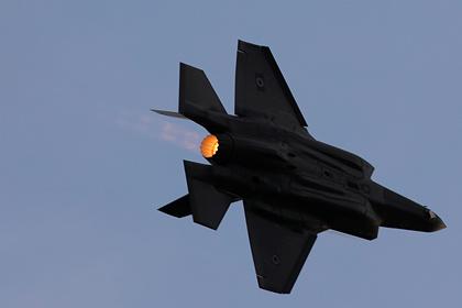 Российские радары засекли «невидимые» F-35 над Ираном