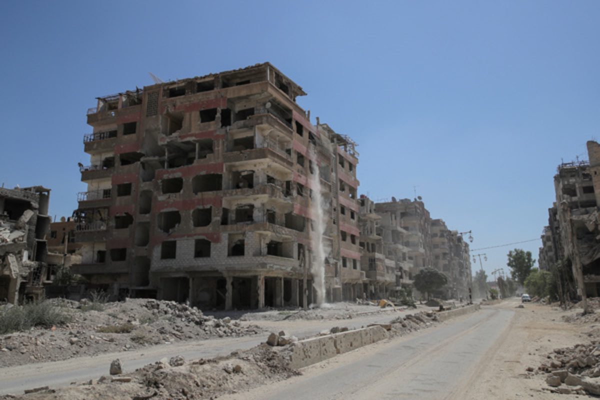 Россия представила ООН доказательства фальсификации химатаки в Сирии - Lenta.ru