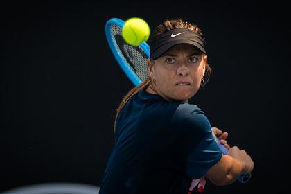 Шарапова снова вылетела с Australian Open