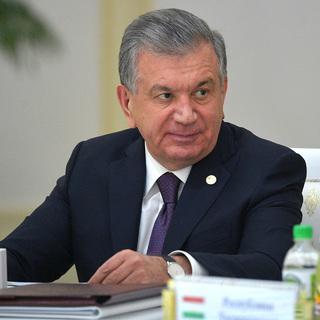 Шавкат Мирзиеев