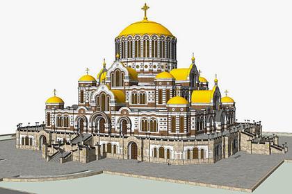 В России построят мегахрам