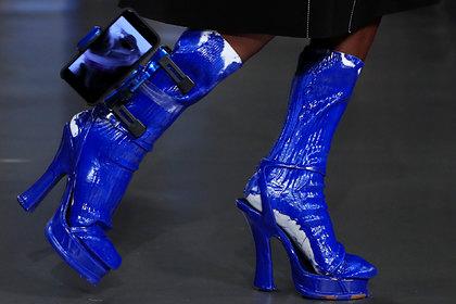 Названа самая популярная обувь 2020 года
