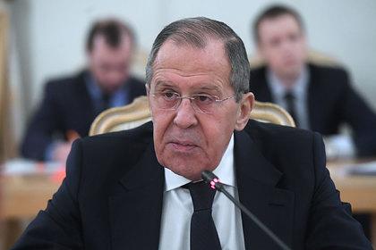 Лавров остался главой МИД России