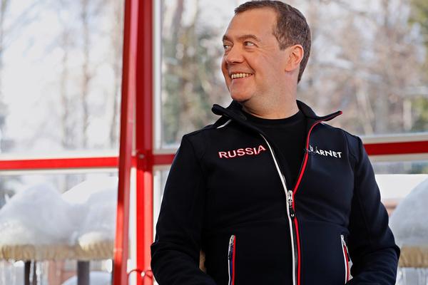 Кремль отреагировал на информацию о плане Медведева по реформе власти - Lenta.ru