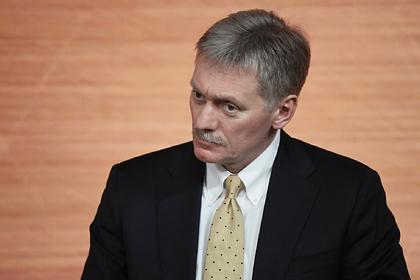 Кремль оценил встречу Путина с Джонсоном
