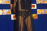 Нередко в эксцентричных нарядах на публике появляется и сам Жан-Поль. Например, в 1995 году на музыкальную премию MTV художник пришел в расшитых цветными кристаллами трусах, высоких сапогах на платформе и летящей тунике из черной прозрачной ткани.