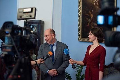 Раскрыта личность отдавшего 400 тысяч евро за портрет Путина россиянина