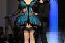 На подиуме Жан-Поля фотомодель и исполнительница шоу в стиле бурлеска Дита фон Тиз появлялась несколько раз. Больше всего поклонницам модельера запомнился костюм бабочки, который танцовщица показала в 2014 году. Он состоял из туго затянутого корсета с юбкой в виде крыльев, а также перчаток и высокого головного убора.