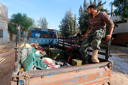 Россию обвинили в гибели 12 мирных жителей в Сирии