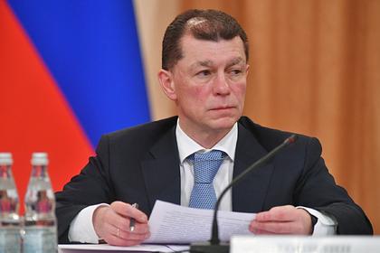 Министру труда и соцзащиты Топилину найдут замену