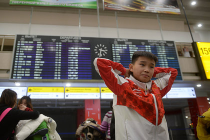 В российских аэропортах усилили досмотр из-за смертельного китайского вируса