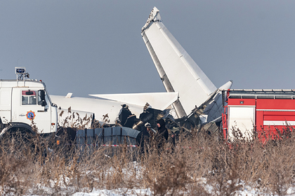 Украина отказалась помочь пострадавшим в авиакатастрофе в Казахстане гражданам